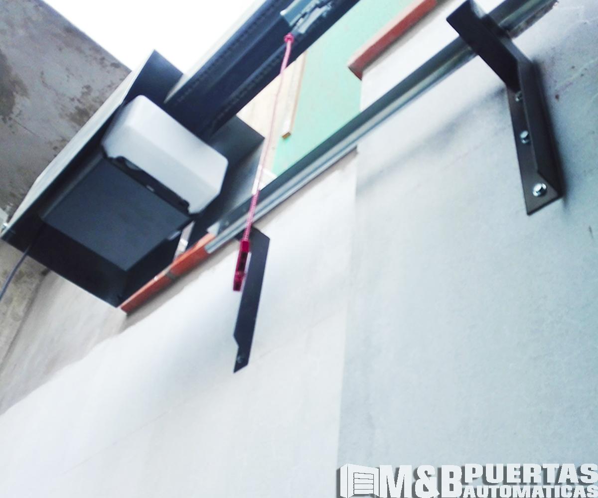 Motores para puertas de garaje m b puertas autom ticas - Proyecto puerta de garaje ...