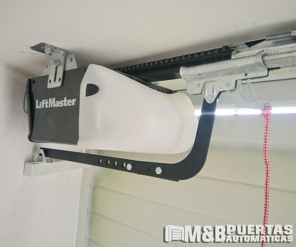 Liftmaster 1210e m b puertas autom ticas - Motores de puerta corredera ...