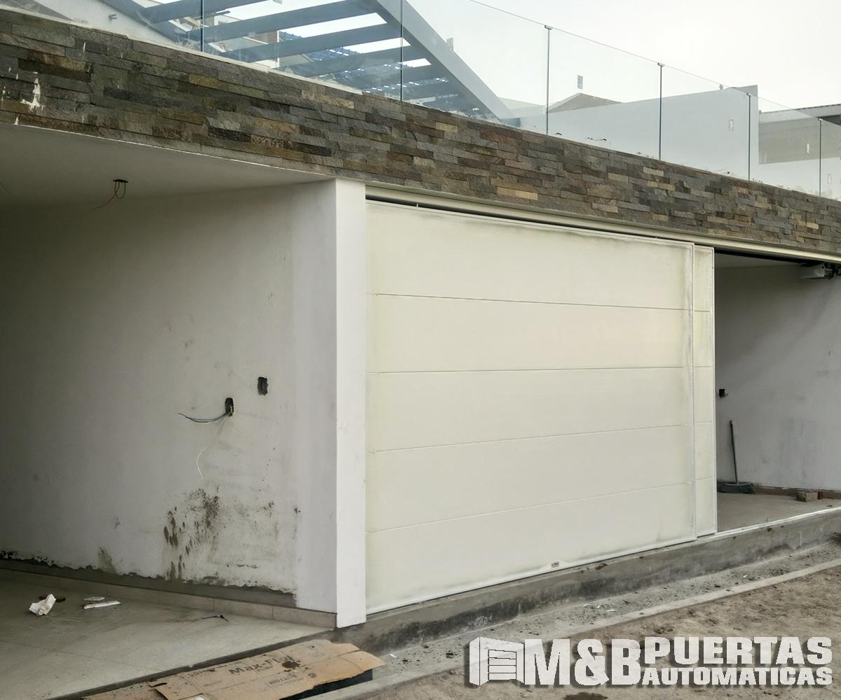 Proyecto puertas de garaje corrediza en cerro azul m b - Proyecto puerta de garaje ...