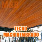 TECHO MACHIHEMBRADO