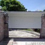 apertua puerta seccional