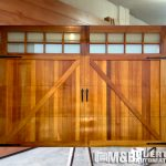 diseño de puerta seccional
