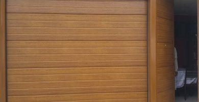 porton panel mas puerta principal