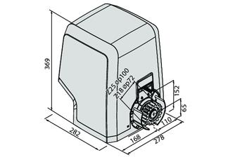 ICARO SMART AC A2000 BFT