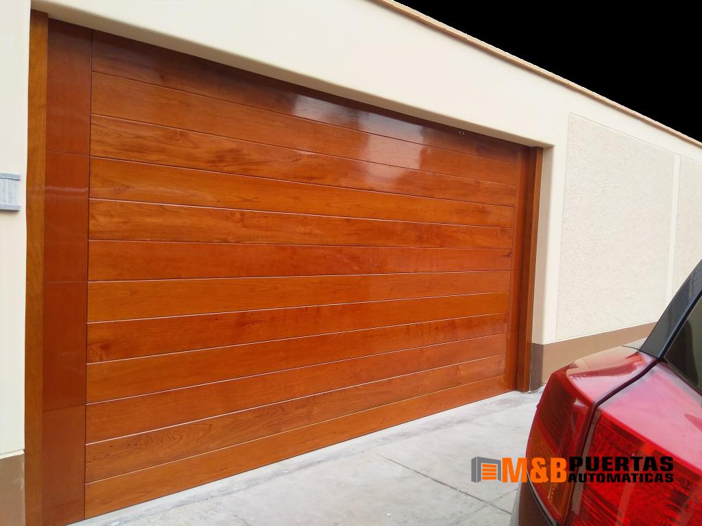 Puertas garaje seccionales precios gallery of puertas de garaje seccionales precios puerta - Puertas de garaje seccionales baratas ...