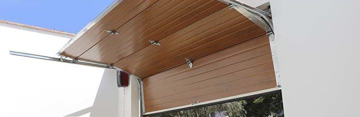 Puerta garaje apertura vertical italpannelli